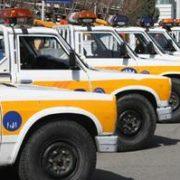 تلفن امداد خودرو های مشهد